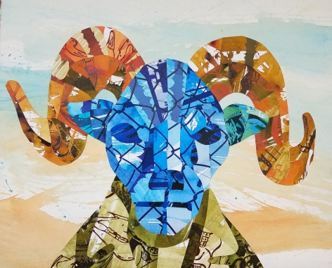 Perkin - Blue Goat