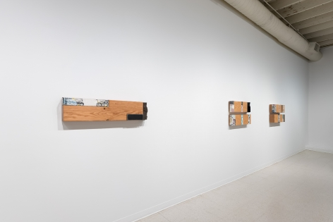 Geoffrey Pagen | Itself and Not Itself | February 2–27, 2021 | Installation View 04