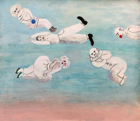 Fay Jones - Clown Clouds