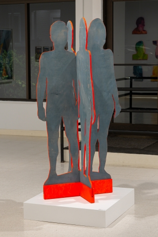 Dan Gluibizzi | A coupled search | September 2019 | Russo Lee Gallery | Installation view 012