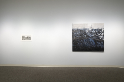 Michael Brophy and Terry Toedtemeier | Owyhee | Russo Lee Gallery | Installation View 01