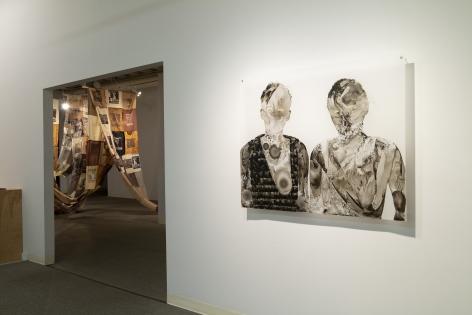 Samantha Wall   Phantom Limbs   Russo Lee Gallery   Installation View_09