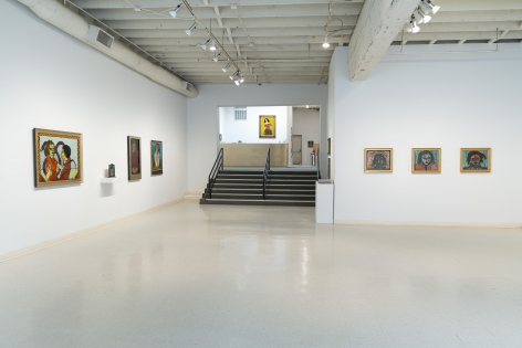Gregory Grenon | Delicate Moments | Installation View | April 2018 img_04