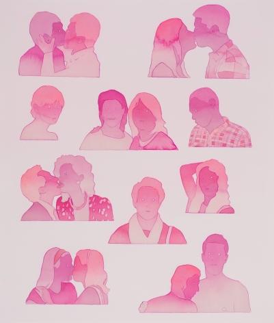 Dan Gluibizzi - pink kisses