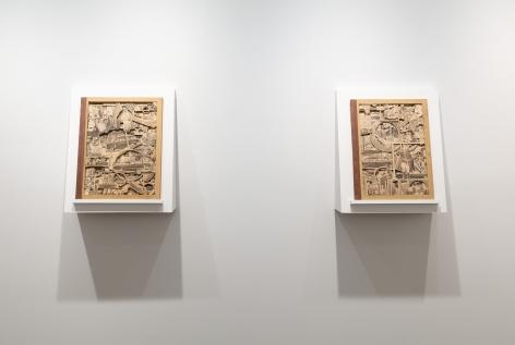 James Allen | Making New Memories | September 2019 | Russo Lee Gallery | Installation View 08
