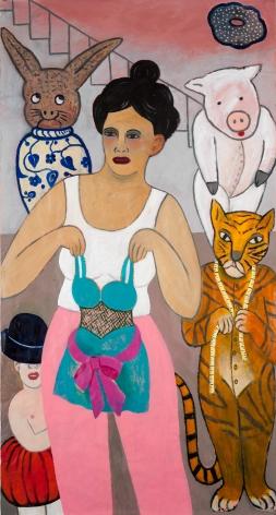 Fay Jones - The wardrobe mistress
