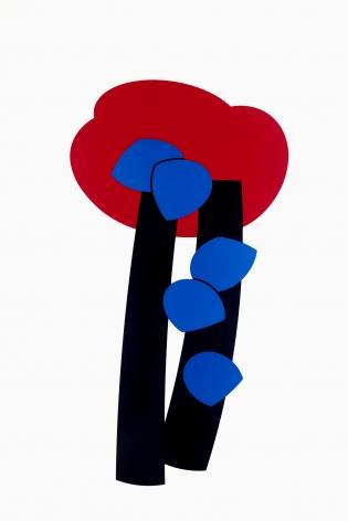 Mel Katz - Untitled