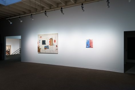 Whiting Tennis | Studio | Russo Lee Gallery | April 2021 | Installation View 04