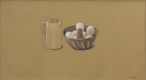 Sally Haley - Pitcher, eggs in mold
