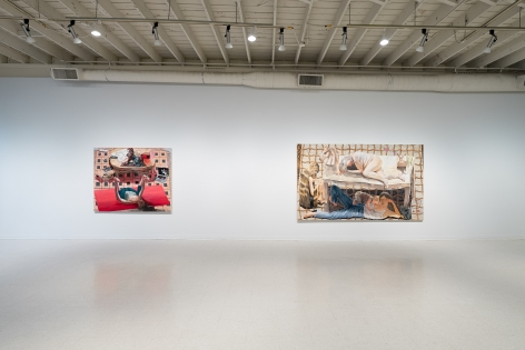 Elizabeth Malaksa   Sacrifice   Russo Lee Gallery   April 2021   Installation View 02