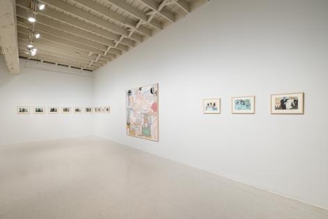 Fay Jones - New Work - Installation View 03