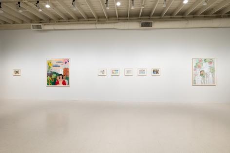 Fay Jones - New Work - Installation View 05