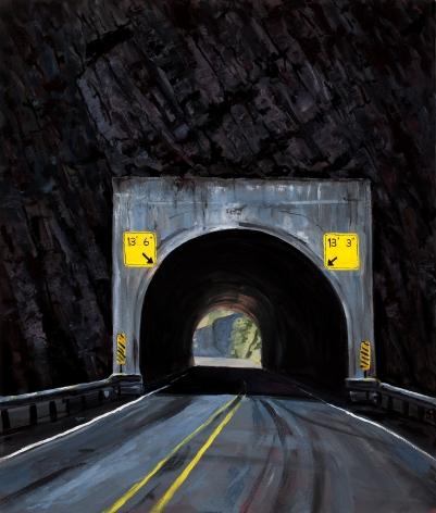 Michael Brophy (b. 1960)  The Tunnel II, 2021