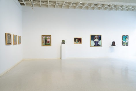 Gregory Grenon | Delicate Moments | Installation View | April 2018 img_02