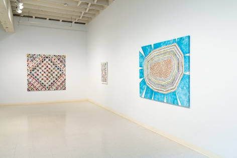 Whitney Nye - Tack - July 2019 - Installation view 03
