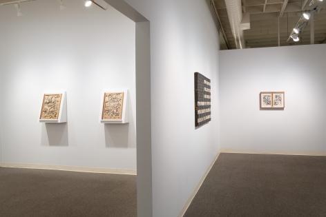James Allen | Making New Memories | September 2019 | Russo Lee Gallery | Installation View 012