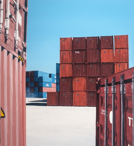 Michael Brophy - Container Suite A:1