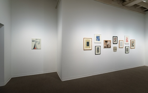 Whiting Tennis | Studio | Russo Lee Gallery | April 2021 | Installation View 09