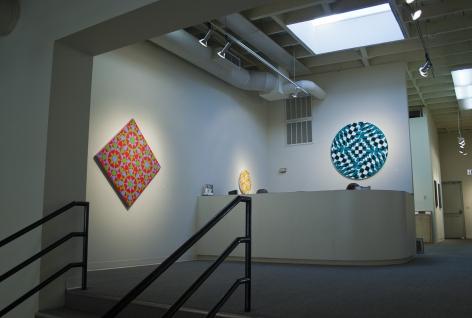 Francis Celentano at Laura Russo Gallery October 2012