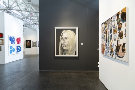 Art Market San Francisco 2018 Booth 608