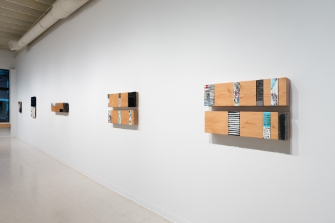 Geoffrey Pagen | Itself and Not Itself | February 2–27, 2021 | Installation View 05
