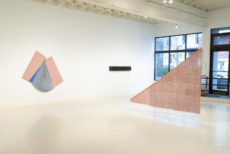 Ko Kirk Yamahira   Installation View   Russo Lee Gallery   Portland Oregon   January 2020   01