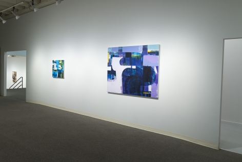 G. Lewis Clevenger | Reclaiming My Time | Installation View 3