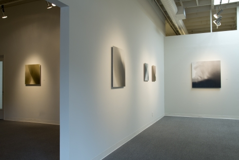 Joe Macca installation photo Laura Russo Gallery February 2015