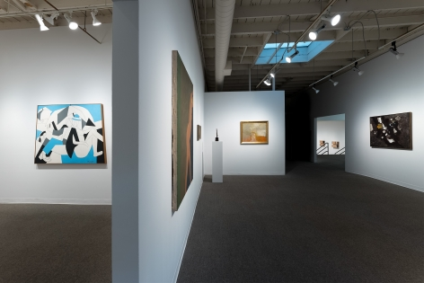 Early Northwest Masters | February 4–27, 2021 | Installation View 03