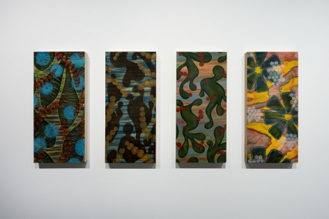 Rae Mahaffey - New Places - September 2–October 2, 2021 - Russo Lee Gallery - Installation view 06