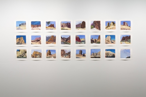 Michael Brophy and Terry Toedtemeier | Owyhee | Russo Lee Gallery | Installation View 10