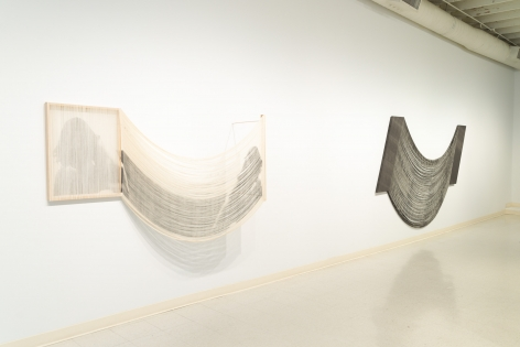 Ko Kirk Yamahira   Installation View   Russo Lee Gallery   Portland Oregon   January 2020   02