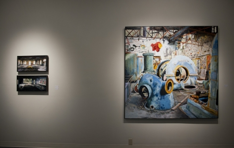 Roll Hardy at Laura Russo Gallery April 2013