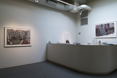 Margot Voorhies Thompson at Laura Russo Gallery May 2014