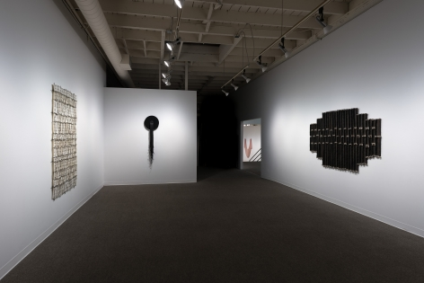 Brenda Mallory - Working Through - Installation View 01