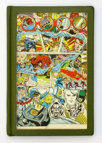 James Allen - Fantastic Four