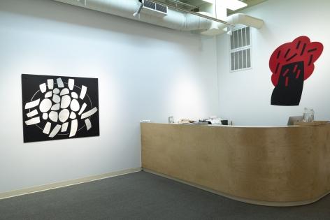 Mel Katz - Wall Sculpture - March 2019 - Installation View 09