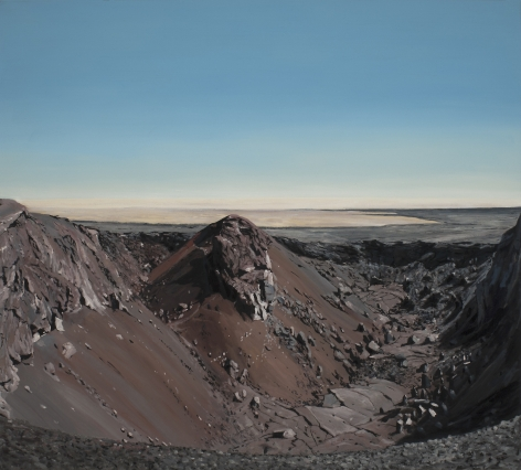 Brophy - Lava Field Crater