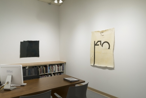 Robert Yoder | Club Number | Installation View 4