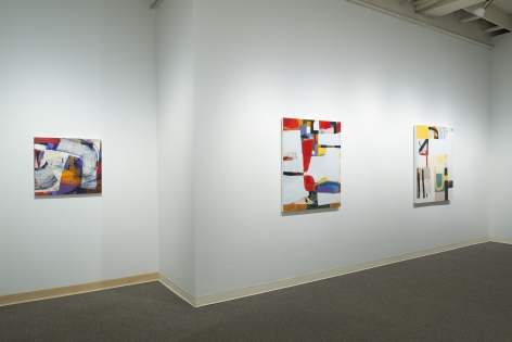 G. Lewis Clevenger | Reclaiming My Time | Installation View 4