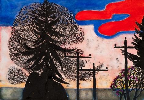 Fay Jones Two Trees 7