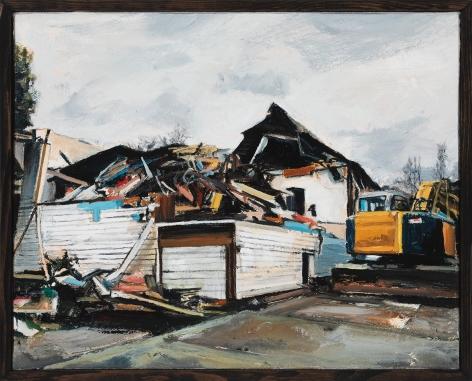 Hardy - Demolition