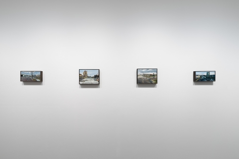 Roll Hardy   New Paintings   March 4–27, 2021   Install view 07