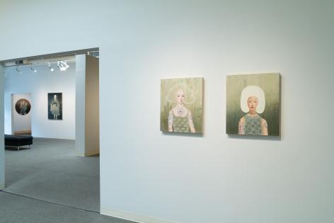 Anne Siems - Bite - August 2019 - Russo Lee Gallery - installation View 010
