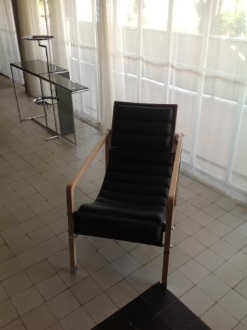 Eileen Gray's Transat chair © Michelle Brown