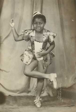 James Van Der Zee - Tap Dancing, 1959 - Howard Greenberg Gallery - 2019