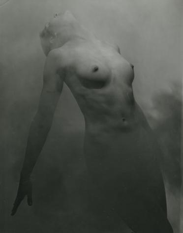 Erwin Blumenfeld, Tedi Thurman Nude, New York, 1947-1948, Howard Greenberg Gallery, 2020