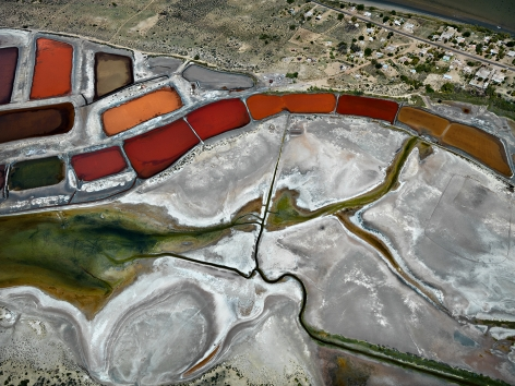 Edward Burtynsky: Water 2013 howard greenberg gallery
