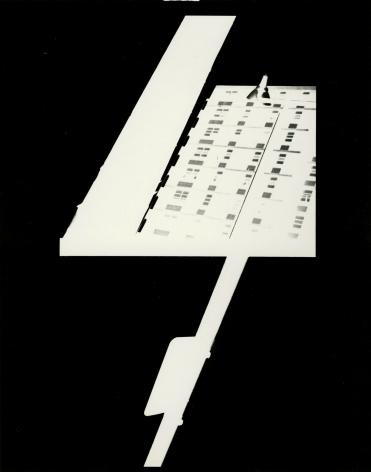 Ray K. Metzker - 67 AM 26-27, Double Frame, 1967 - Howard Greenberg Gallery - 2019