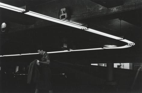 Ray K. Metzker - 64 DW-39, Philadelphia, 1964 - Howard Greenberg Gallery - 2019